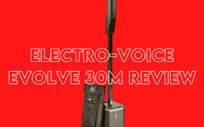 Electro-Voice Evolve 30M Review – A portable column array for an array of performers