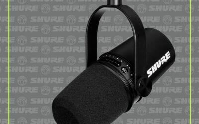 Best Podcast Microphone For Streaming? Shure MV7 vs SM7B