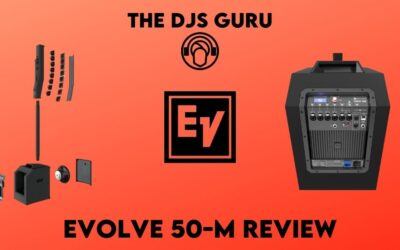 Electro-Voice Evolve 50M Review – A Natural Evolution
