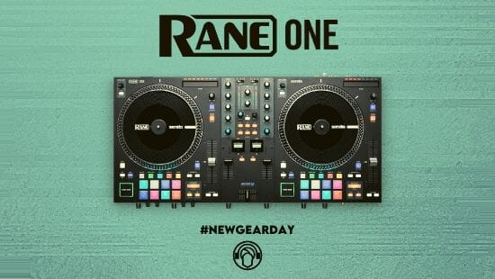 Rane DJ ONE All-in-One Serato Controller | First Look