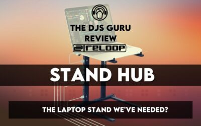 Reloop Stand Hub USB Laptop Stand Review | Best Laptop Stand Ever?