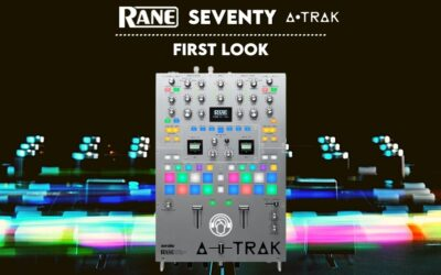 Rane Seventy A-Trak Signature Edition – First Look and Overview