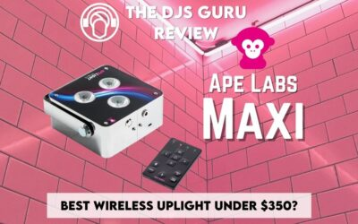 The Best Uplight for performers? Ape Labs Maxi Review