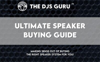 The Ultimate Powered Speaker Buying Guide
